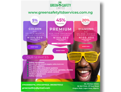 Colorful Advert Banner promotion price list promo