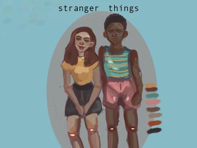 very strange things