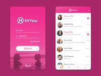 Simple Chat Ui App