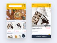 Kamumau App Design