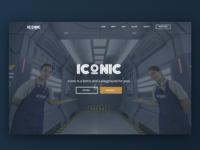 Iconic Resto - Web Design and Wordpress Development
