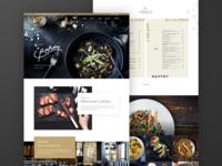 Restaurant Web Design and Wordpress Development - Balcony Jogja