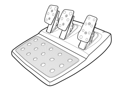 Racing Wheel Kit