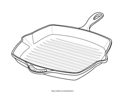 LeCreuset Pan