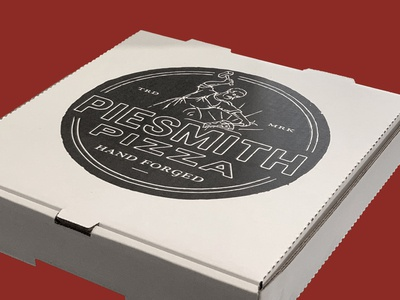 Pizzatime™ label branding packaging illustration typography