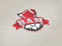 BAM - Grill bar logo