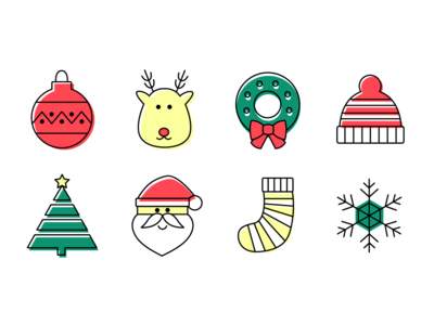 Icons for Christmas 1