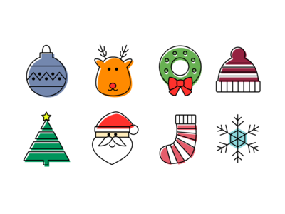 Icons for Christmas 2