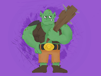 Mythical Creatures: Ogre