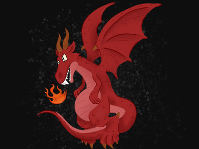 Mythical Creatures Series: Dragon