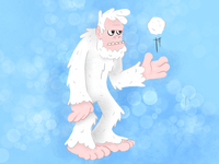 Mythical Creatures Series: Abominable Snowman