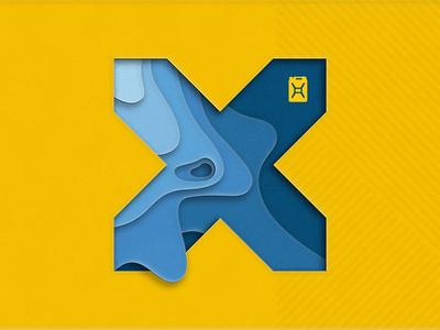 Bp X Summit Logo (Yellow)