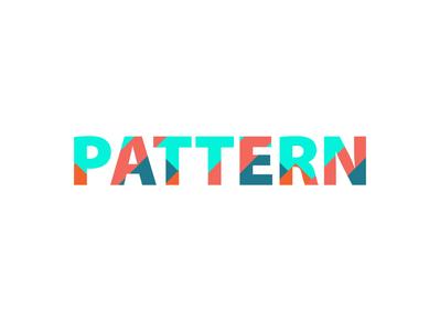 Inktober Day 10 Pattern Type Only Version