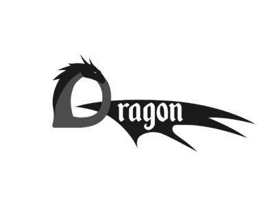 Inktober branding day 12 : Dragon