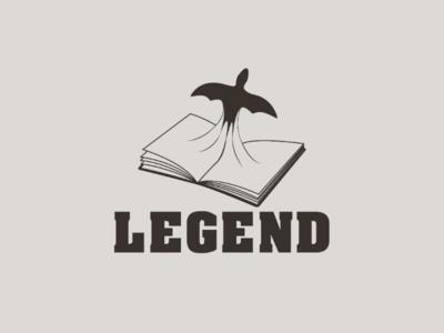 Inktober branding day 15 : Legend