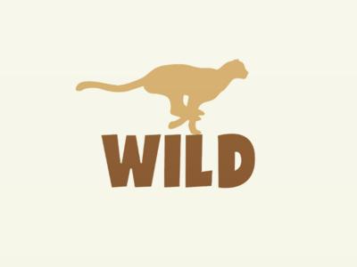 Inktober branding day 16 : Wild