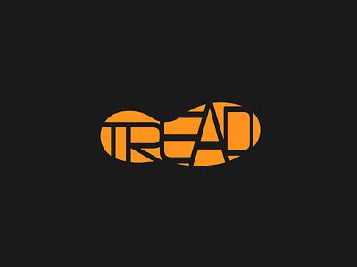 Inktober branding day 20 : Tread branding brand logo shoes graphic vector illustrator inktober tread