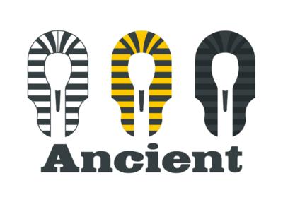 Inktober logo day 23 : Ancient
