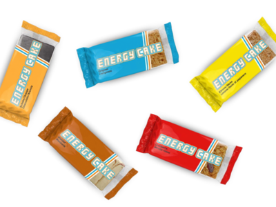 Energy Cake Package Redesign