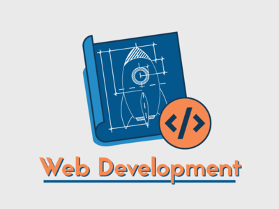 Web Development Icon - French Digital Agency