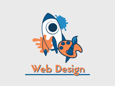 Web Design Icon - French Digital Agency