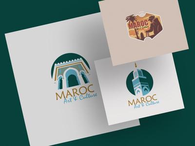 Maroc Art & Culture Logo