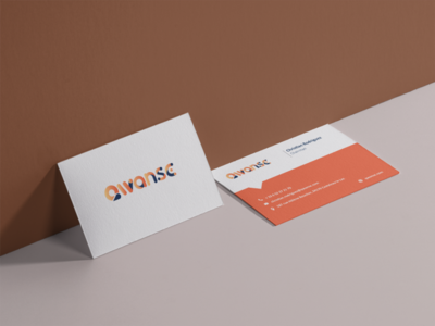 Logo annd business card for Qwanse