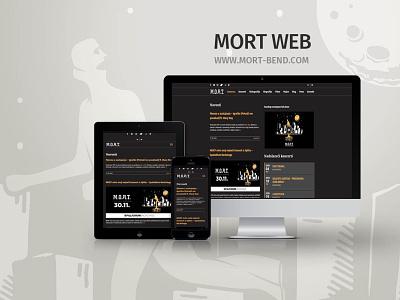 MORT band website