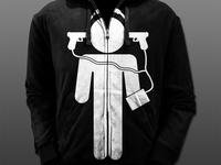 MORT zip hoodie preview
