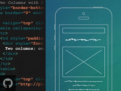 Another Responsive Email Template responsive email html email cerberus wireframe code github