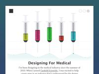 Designing For Medical