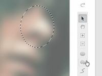 Masking App Toolbar