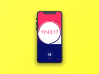 Daily UI 014 Countdown Timer