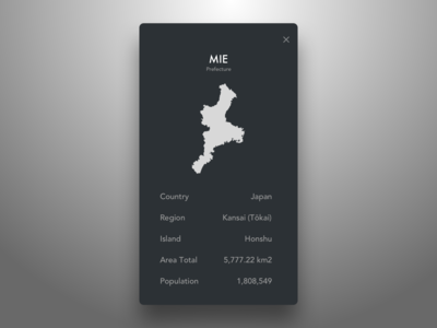 Daily UI 045 Info Card