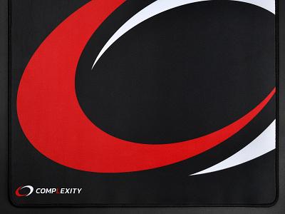 Complexity Mousemat productdesign logo