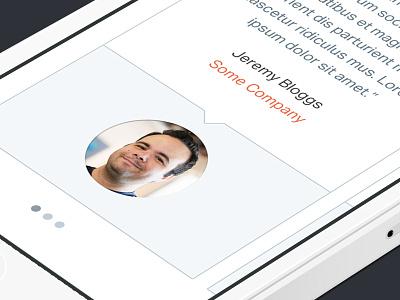 Strategik Responsive Website -Mobile View ux ui website mobile responsive clean crisp minimal