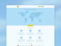 Wordpress Landing Page
