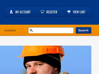 Joomla Virtuemart Design ui ux joomla ecommerce website design store products