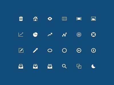 200 Glyphs minimal clean icons glyphs free 200 ui website web freebies user icon trash icon arrows micro icons