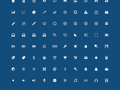 200 Glyphs minimal clean icons glyphs free 200 ui website web freebies user icon trash icon arrows micro icons