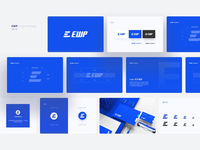 Ewp Logo Design