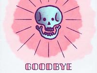 Goodbye amigo
