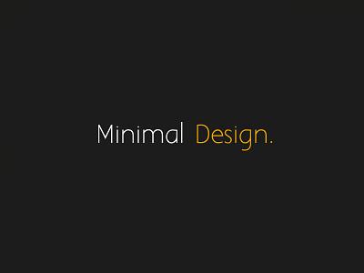Minimal design font logo identity slogan minimalist typo design aaargh serif agence free
