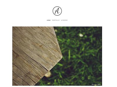 Portfolio portfolio typo logo koken font