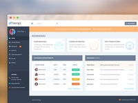 Etherapi Dashboard
