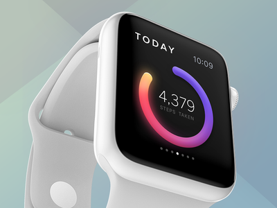 Fitness Tracking app for Apple Watch ux ui iphone ios design apple health apple watch app fitness