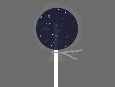 Space lollipop
