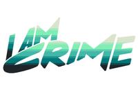 i am crime logo