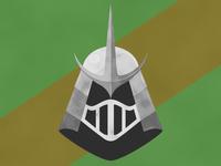 Shredder Dome Piece
