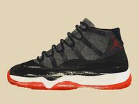 Jordan XI - Black / Red (Breds)